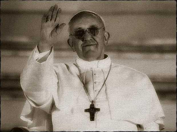 """ADEVARATA FATA A NOULUI PAPA: <i>""""Aparatorul saracilor"""" sau PAPA AL WASHINGTONULUI?</i> Rolul controversat al Papei Francisc in legitimarea JUNTEI MILITARE OPRESIVE impuse de CIA in ARGENTINA"""
