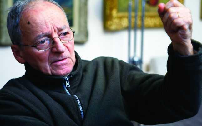 """Interviuri cu regizorul NICOLAE MARGINEANU, fiul marelui psiholog cu acelasi nume, """"banditul"""" condamnat de comunisti: <i>DACA NU-L AVEAI PE DUMNEZEU IN INCHISOARE, PUTEAI SA INNEBUNESTI!</i> (si video)"""