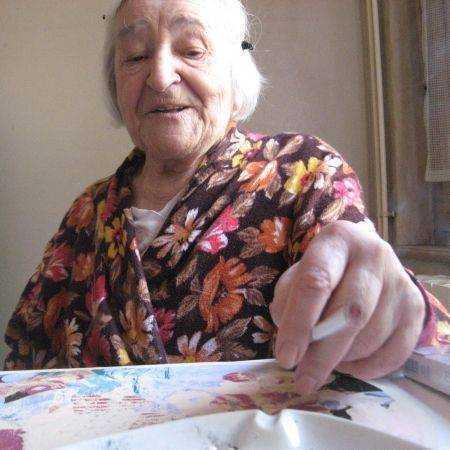 Vida Nedici  la 86 de ani, EVZ