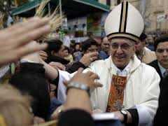 baie de multime papa Francis