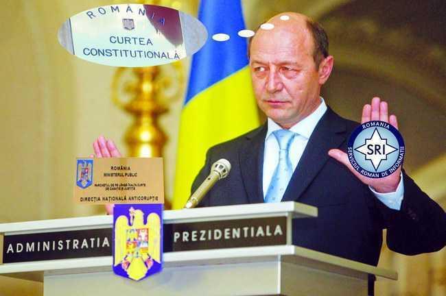 Ideologii si acoperitii lui Basescu se dau pe fata si FAC ZID IN JURUL SERVICIILOR SECRETE!/ Reclama politica penibila pentru PR-ul sefului SRI, GEORGE MAIOR, pe RTV, postul prietenului sau, Sebastian Ghita, organul de&#8230; serviciu <i>(VIDEO)</i>