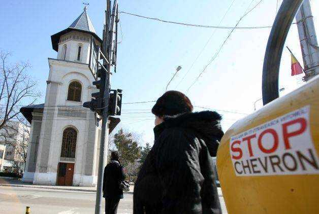 biserica chevron