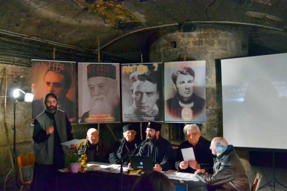 """Comemorarea lui Ioan Ianolide la Paris. INEDIT: MARTURIA VIDEO A CONSTANTEI IANOLIDE, SOTIA MARTURISITORULUI. Cuvantul IPS Iosif. <i>""""Trei Craciunuri""""</i> – documentar TVR"""
