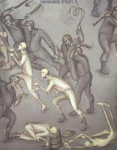 CORNEL NITA – ingerul ucis de bestiile tortionare din inchisoarea de la Pitesti