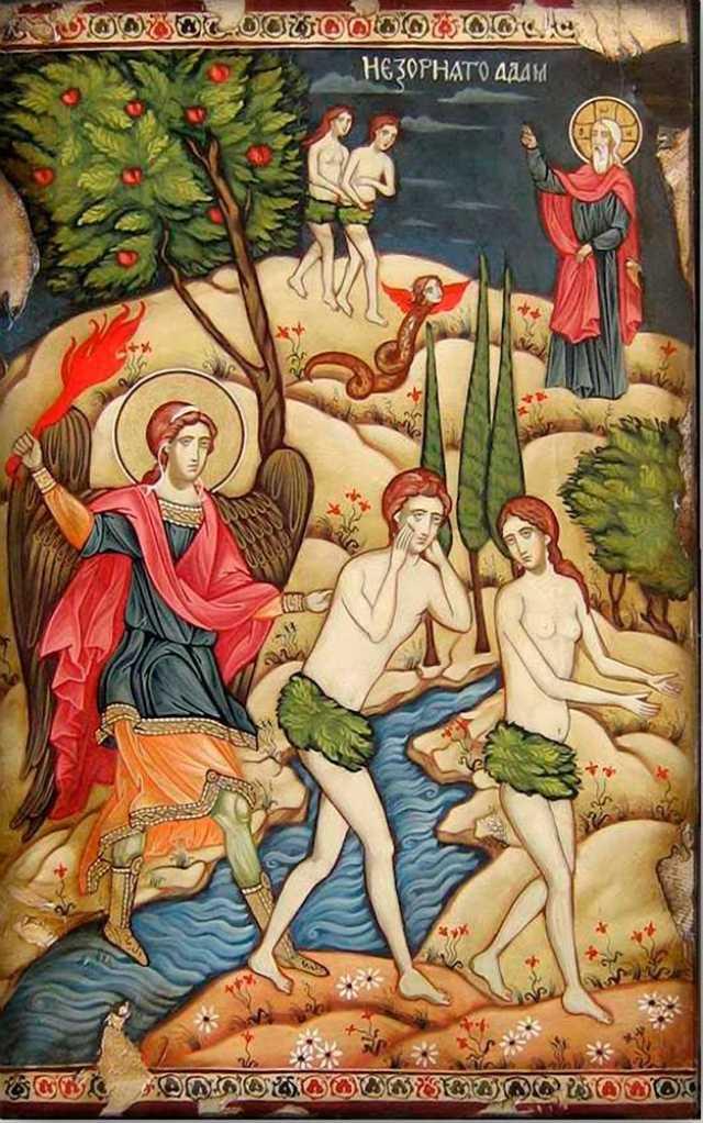 IN PRAGUL POSTULUI MARE. IERTAREA – PREGUSTAREA VESNICIEI. Amintindu-ne de izgonirea din rai, de fragilitatea vietii, de vremea pocaintei si marturisirii…