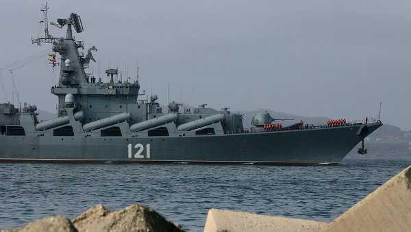Rusia pregateste FORTA DE INTERVENTIE NAVALA in Marea Mediterana