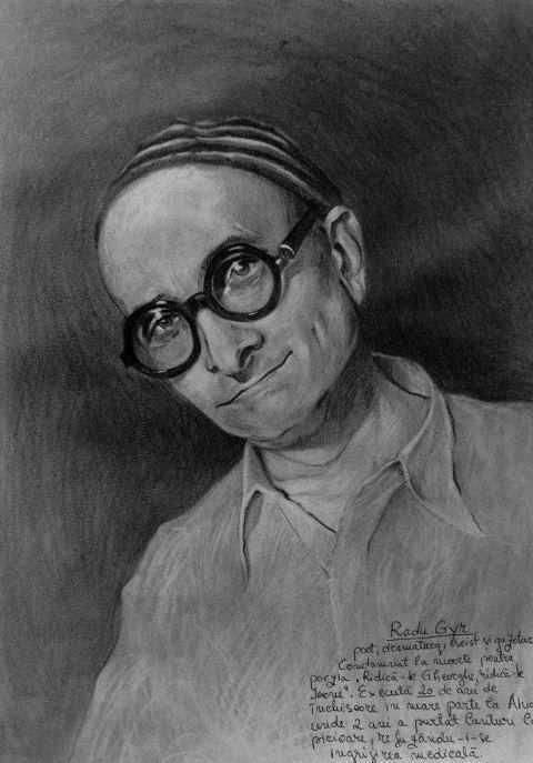 RADU GYR, poetul care L-a coborat pe <i>Iisus în celula</i> (†29 aprilie 1975), evocat prin marturii emotionante de rudele sale