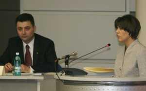 Tiberiu Niţu şi Laura Codruţa Kövesi