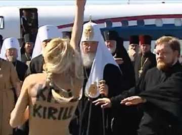Patriarhul Kirill: FEMINISMUL ESTE UN FENOMEN FOARTE PERICULOS