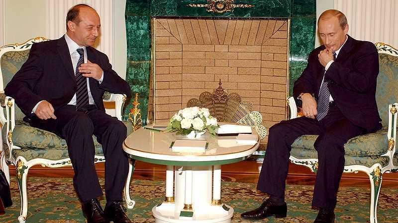Basescu Putin