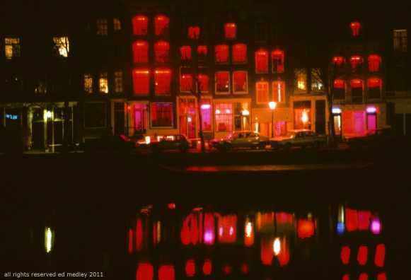 Red-Light-District-Amsterdam-1985-E-Medley