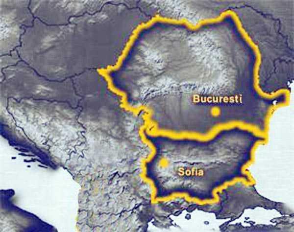 Romania-si-Bulgaria-harta