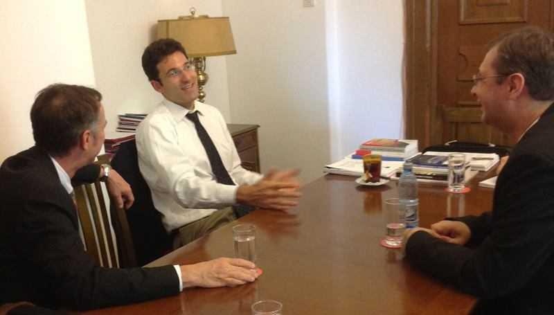 U.S. Embassy Bucharest expert Carnegie