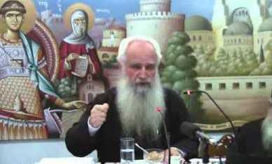AUDIO: Partea a II-a a conferintei PR. THEODOR ZISIS de la Man. Sf. Ioan Casian (Constanta). Intrebari si raspunsuri despre ECUMENISM