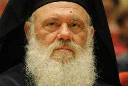 Arhiepiscopul Ieronim: GRECIA E VICTIMA CAMATARIEI NEMTESTI. Biserica Greciei are dificultati financiare tot mai mari