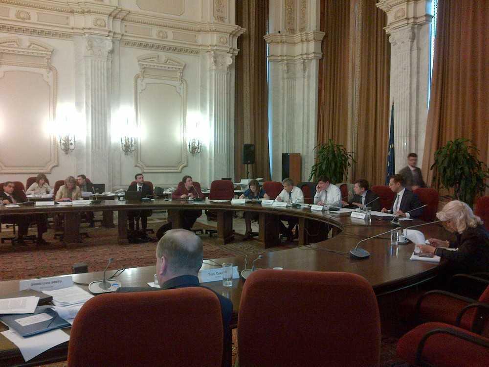 Comisia de revizuire a Constitutiei A RESPINS AMENDAMENTUL CHIUARIU AL DISCRIMINARII PE BAZA ORIENTARII SEXUALE