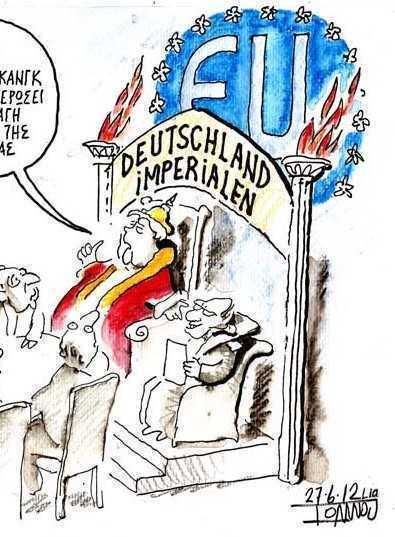 angie as EU Empress