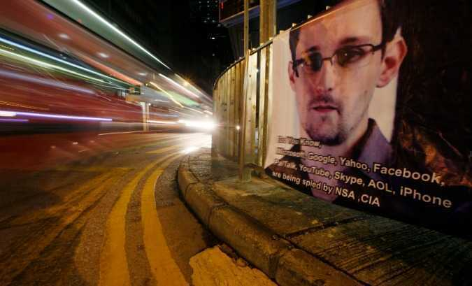 another snowden banner