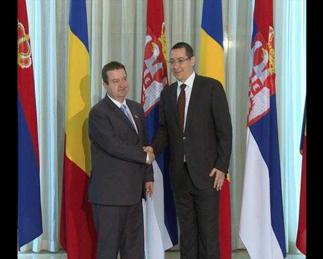 """""""Flexibilul"""" si """"pragmaticul"""" Ponta este pentru RECUNOASTEREA RAPIDA A KOSOVO"""