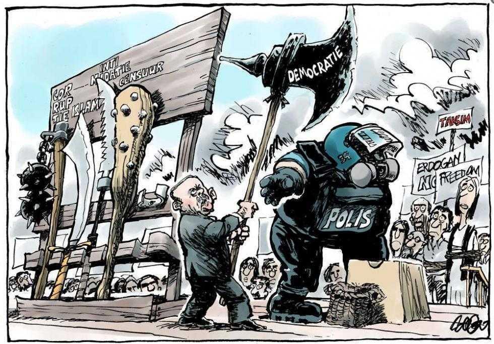 democratia cf erdogan