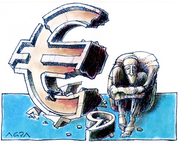 FRATIA EURO, acum prin Ponta, a stabilit OBIECTIVUL 2019: ADOPTAREA MONEDEI EUROPENE. <b>Efecte: scaderea puterii de cumparare, austeritate, pierderea independentei financiare</b>