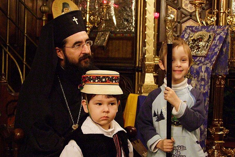 IPS IOSIF, Mitropolitul român pentru Europa Occidentala: CRESTINII IN FATA OFENSIVEI TOTALITARE A IDEOLOGIEI HOMOSEXUALITATII