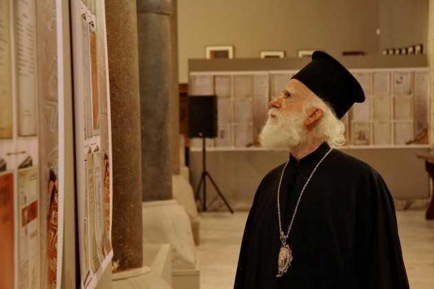 ASTA INSEAMNA O BISERICA VIE: Arhiepiscopul Cretei, Irineu, vrea sa doneze terenuri agricole pentru GRECII SOMERI