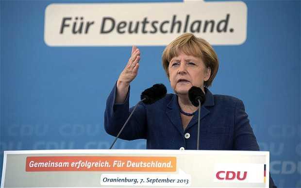CRITICA DEVASTATOARE A IPOCRIZIEI GERMANE SI A MINCIUNII AUSTERITATII. <b>Mircea Platon si Radu Golban despre alegerile din Germania si noua aplicare a principiului ARBEIT MACHT FREI</b>