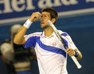 Jucatorul de tenis sarb NOVAK DJOKOVICI critica PLANURILE SUA de bombardare a Siriei, evocand bombardamentele asupra SERBIEI