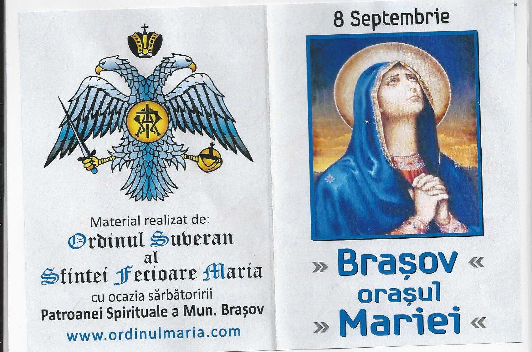 """In atentia Mitropoliei Ardealului: """"Ordinul Suveran al Sfintei Fecioare Maria. Cavalerii Templului"""": O BIZARERIE SINCRETIST-EZOTERICA CARE CAUTA LEGITIMARE ORTODOXA"""