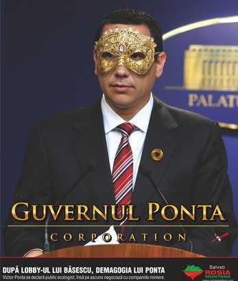 <b>PONTA ameninta cu o CATASTROFA daca Parlamentul va RESPINGE proiectul RMGC</b>/ Mihai Gotiu despre starea de spirit a protestelor pentru ROSIA MONTANA si <i>votul in alb</i>/ PROTESTE LA CAMPENI