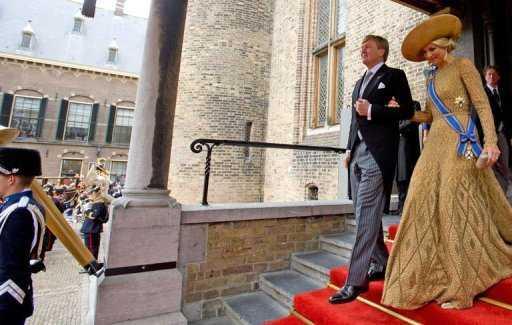 """Olanda proclama oficial SFARSITUL STATULUI """"PROVIDENTA"""""""