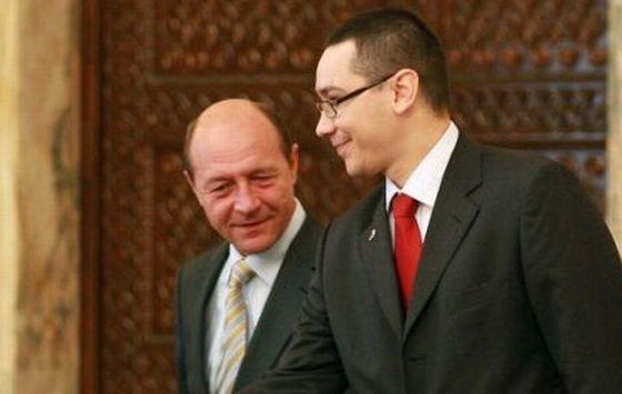 DIVERSIUNEA LEGIONARA. <b>Ponta si Basescu, umar la umar pentru CHEVRON</b>, instiga la REPRIMAREA protestelor, agitand spectrul VIOLENTELOR &#8220;LEGIONARE&#8221; si al AMESTECULUI RUSESC <i><b>[update]</i></b>