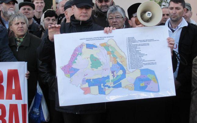 Protopopul Vasile Lăiu a fost organizatorul protestului