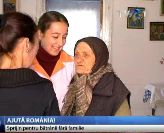 """Ajuta Romania (TVR)  reportaj despre Fundatia """"Sfantul Sava"""" condusa de pr. MIHAIL MILEA (video) - Recomandari10"""