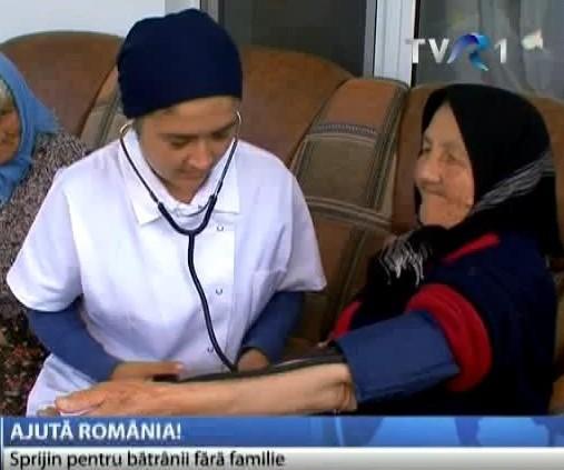 """Ajuta Romania (TVR)  reportaj despre Fundatia """"Sfantul Sava"""" condusa de pr. MIHAIL MILEA (video) - Recomandari11"""