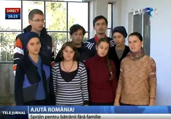 """Ajuta Romania (TVR)  reportaj despre Fundatia """"Sfantul Sava"""" condusa de pr. MIHAIL MILEA (video) - Recomandari13"""