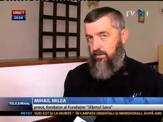 <i>Ajuta Romania</i> (TVR): reportaj despre ASEZAMANTUL DE LA CAMPENI (Buzau). Batrani ajutati dezinteresat de tinerii ortodocsi din Fundatia condusa de PARINTELE MIHAIL MILEA (video)
