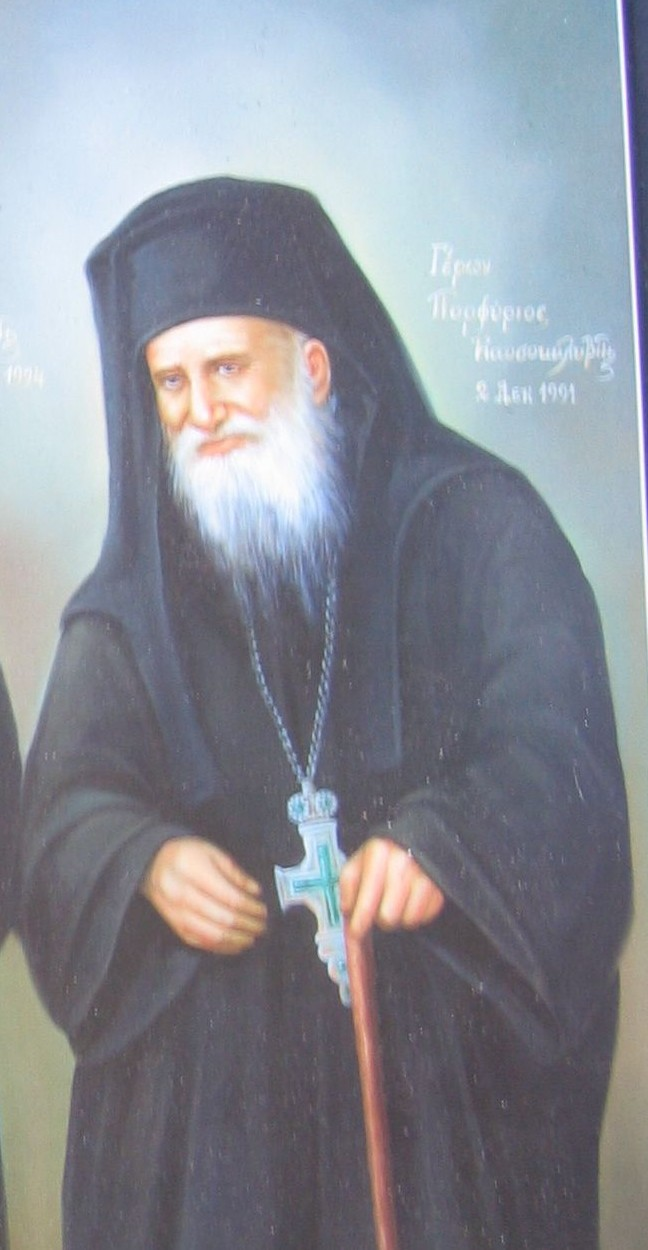 PARINTELE PORFIRIE – canonizat de Patriarhia Ecumenica
