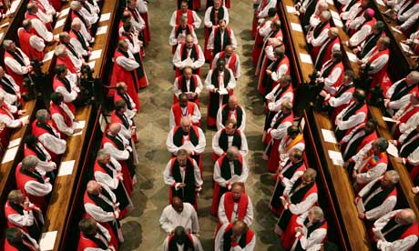"""""""Biserica"""" Angliei propune """"binecuvantarea"""" CASATORIILOR HOMOSEXUALE"""