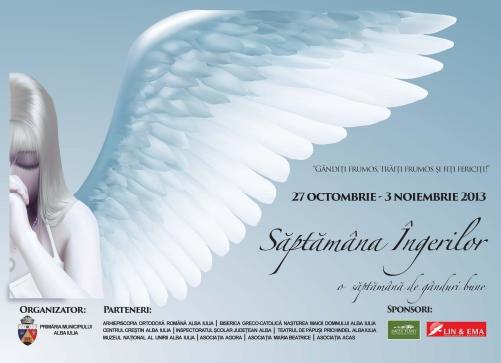 """In atentia Patriarhiei si a Arhiepiscopiei de Alba Iulia: ACTIUNEA <i>""""SAPTAMANA INGERILOR""""</i> DE LA ALBA IULIA, UNDE S-A IMPLICAT SI ARHIEPISCOPIA, ESTE INSPIRATA SI ORGANIZATA DE MEMBRI AI M.I.S.A. LUI BIVOLARU!"""