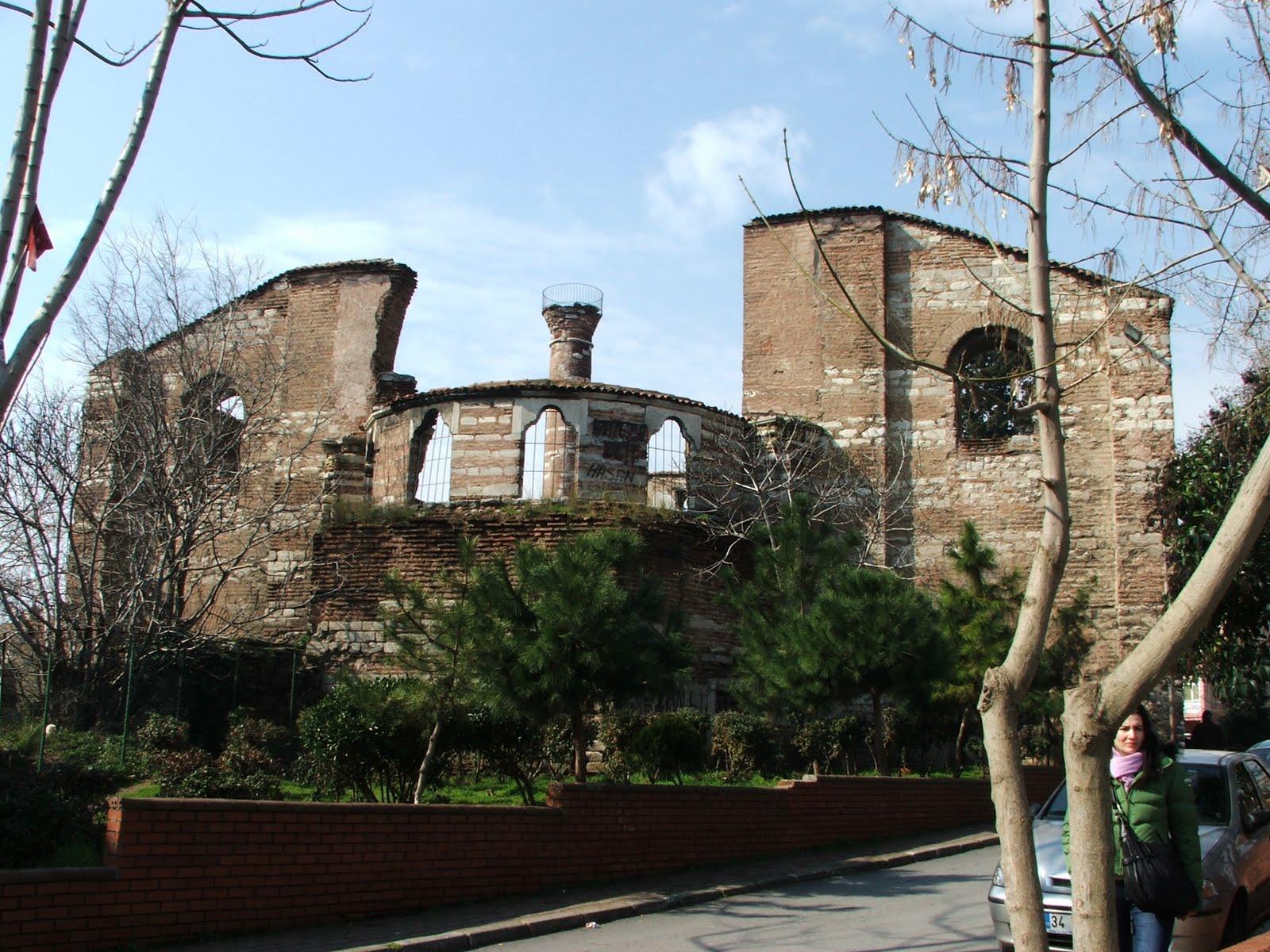 TURCIA: Vechea manastire bizantina STUDION, transformata in MOSCHEE? Conflict diplomatic intre GRECIA si TURCIA pentru fosta biserica Sf. Sofia