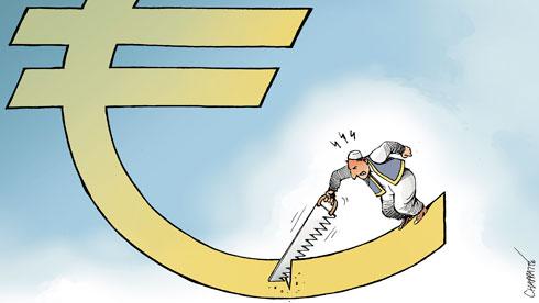 Seful Eurogroup: GRECIA TREBUIE SA FACA MAI MULTE SACRIFICII/ Se discuta din nou scenariul unui EXIT al Greciei din ZONA EURO/ Dogma austeritatii contestata