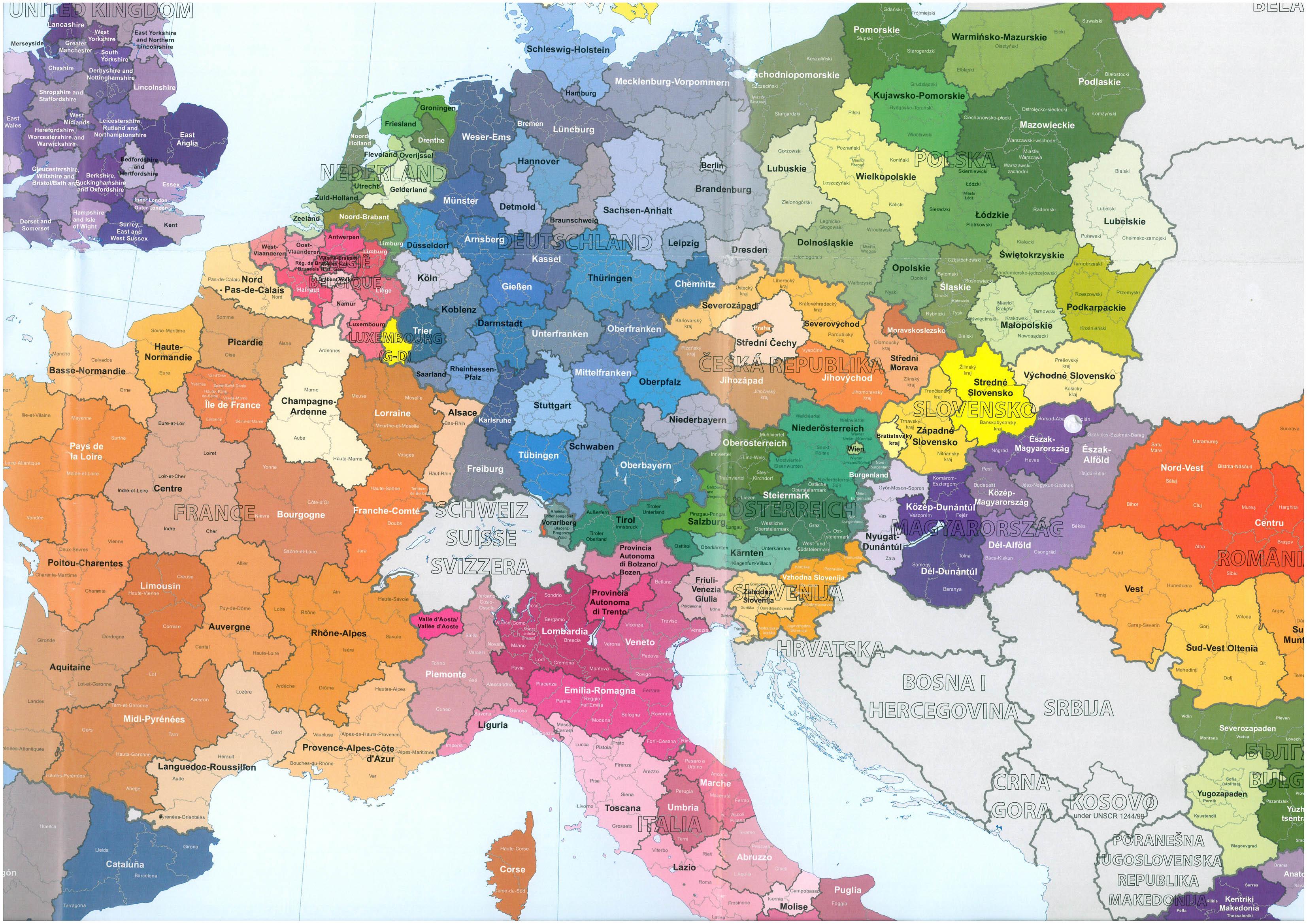 Dinu C. Giurescu despre REGIONALIZAREA EUROPEANA: SPARGEREA ECONOMICA SI TERITORIALA A STATELOR PENTRU DOMINATIA MULTINATIONALELOR