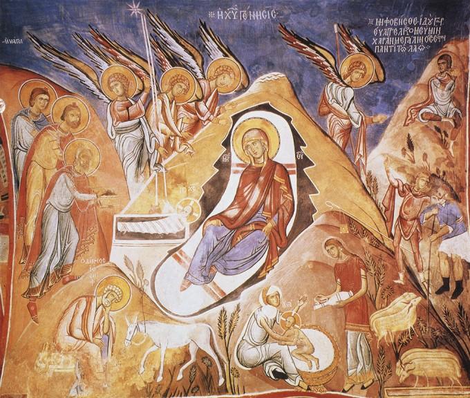"""POSTUL NASTERII DOMNULUI – semnificatii duhovnicesti/ Sunt oare prea multe dezlegari la peste in tipicul romanesc? Cum se consuma """"fructele de mare""""?"""