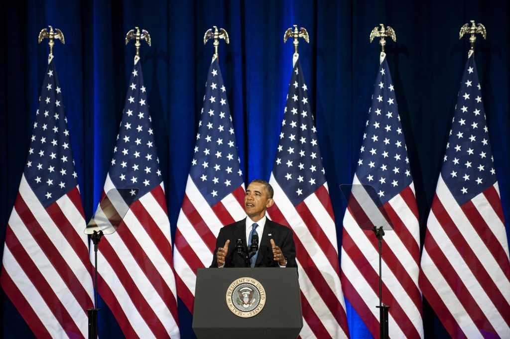 Obama Defends Spying as He Promises Greater Privacy Protections
