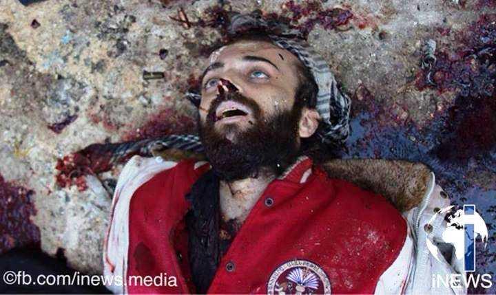Armean CRESTIN MACELARIT in SIRIA pentru ca a refuzat sa treaca la ISLAM