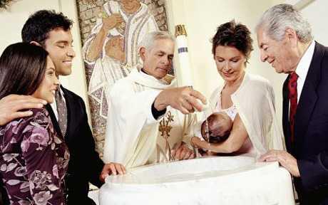 """""""Biserica"""" Anglicana va renunta la LEPADARILE DE DIAVOL din ceremonia BOTEZULUI. Unde duce secularizarea: la negarea existentei DIAVOLULUI si a PACATULUI"""