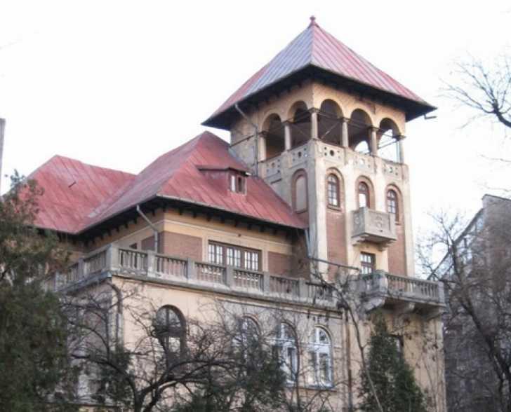 BIBLIOTECA PEDAGOGICA NATIONALA (fosta BCP) – desfiintata de aceleasi interese imobiliare care au jinduit la Muzeul Taranului Roman?