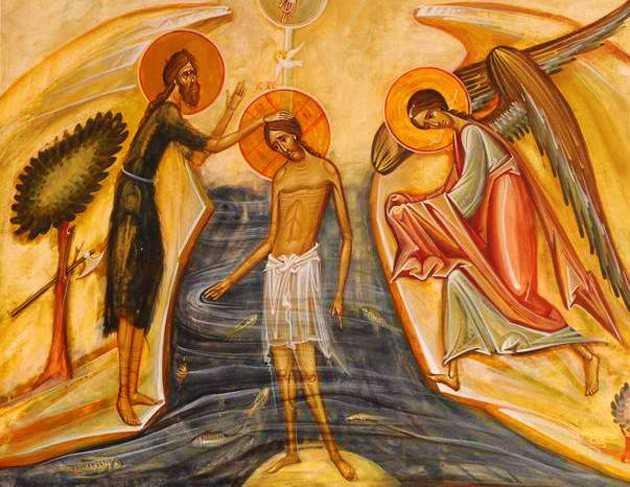 """BOTEZUL DOMNULUI. Aratarea Domnului si sfintirea apelor/ Ce semnificatie avea botezul Sfantului Ioan?/ Aviz mass-mediei anti-ortodoxe: """"IMBULZEALA"""" de la BOBOTEAZA nu are legatura cu """"habotnicia"""" sau """"civilizatia"""""""